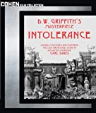 Intolerance (Silent) [Blu-ray]
