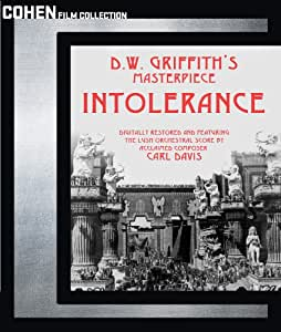 Intolerance [Blu-ray]