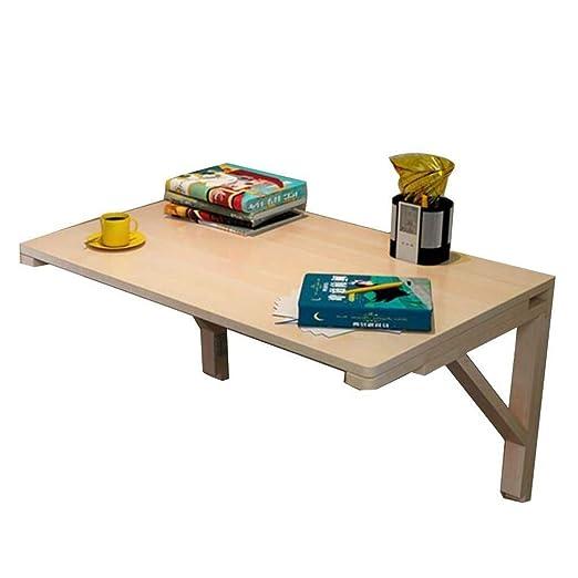 HYL - Soporte para monitor de pared, mesa plegable, multifunción ...