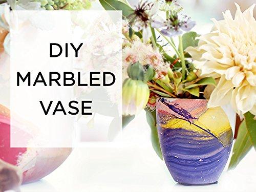 Clip: DIY Marbled Vase - Vase Miller