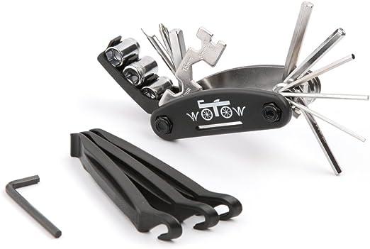 12-In-1 Multi Octopus Screwdriver Bike Bicycle Repair Tool EDC Kit Opener M0W4