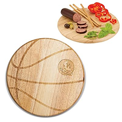 Picnic Time Collegiate Free Throw Cutting Board