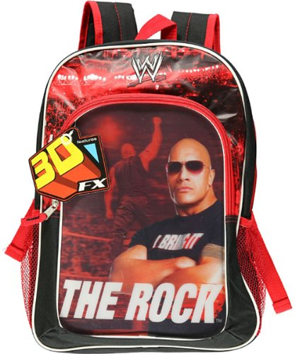 WWE Backpack - The Rock by Unknown