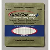 Z-medica Quikclot Acs+ Advanced Clotting Sponge 100 Gram Sponge