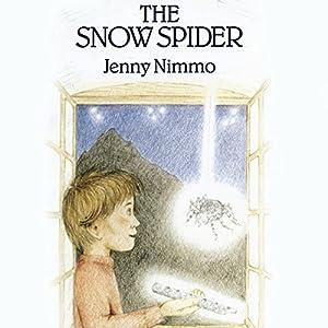 The Snow Spider Audiobook