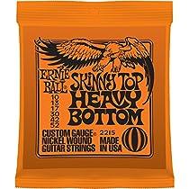Ernie Ball Skinny Top Heavy Bottom Nickel Wound Set, .010 - .052