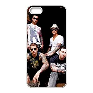 Avenged Sevenfold For iPhone 5, 5S Phone Cases GCD18827