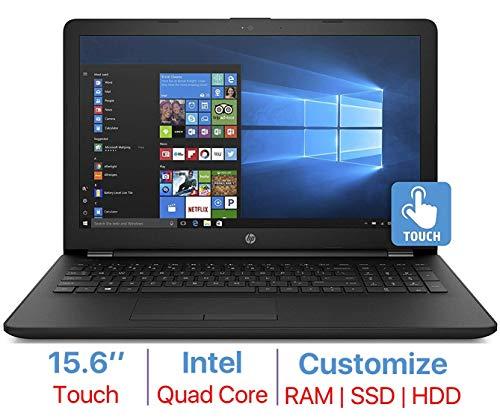 uchscreen HD WLED-Backlit Laptop PC, Intel Pentium N5000 Quad-Core Up to 2.7GHz, Bluetooth, Webcam, Windows 10, Choose RAM up to 16GB DDR4, 1TB 2TB HDD 128GB 256GB 512GB SSD ()