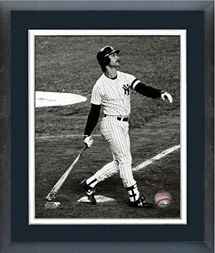 Don Mattingly New York Yankees MLB Action Photo (Size: 12.5