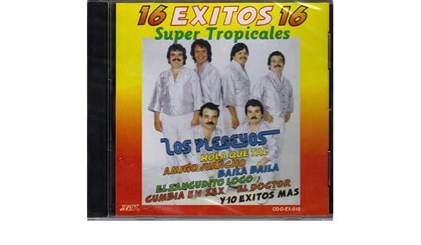 Plebeyos - 16 Exitos - Amazon.com Music