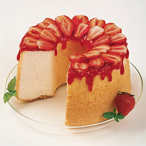 Wilton Angel Food Tube Cake Pan, 10-Inch