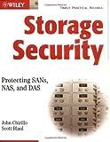 Storage Security, John Chirillo and Scott Blaul, 0764516884