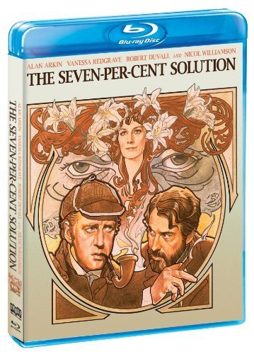 The Seven-Per-Cent Solution (Blu-ray/DVD Combo) by Shout! Factory