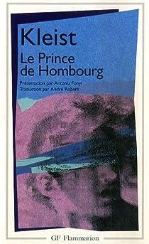 Le Prince de Hombourg par Kleist