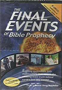 The Final Events of Bible Prophecy (DVD)