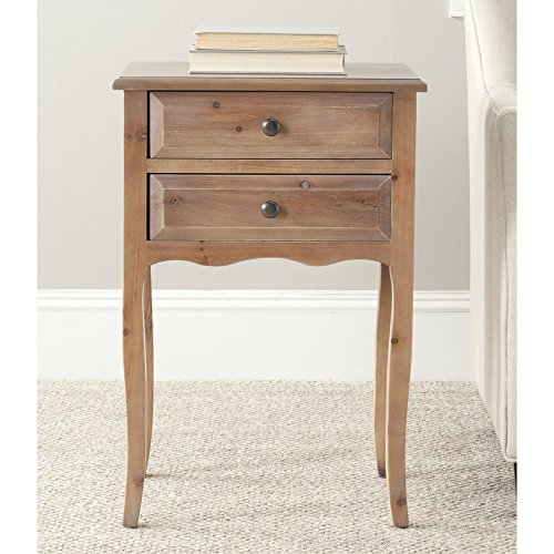 Country Maple Desk (Safavieh American Homes Collection Lori Red Maple End Table)