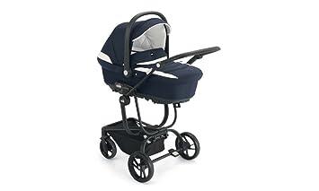 Cam Trio Taski - Azul Avio - Cochecito Modular + Capazo homologada coche + Capazo + Accesorios: Amazon.es: Bebé