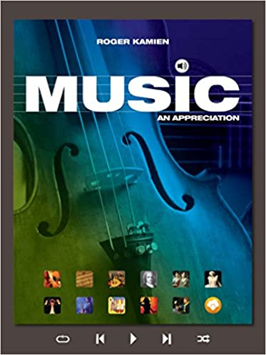 Music an appreciation kindle edition by kamien arts music an appreciation 11th edition kindle edition fandeluxe Choice Image