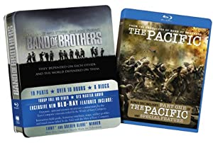 Cover Image for 'Band of Brothers w/ The Pacific Sampler'
