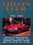 Citroen DS and ID, 1955-1975, R. M. Clarke, 1855202255