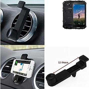 Titular Smartphone para el coche compatible con Doogee S60 ...