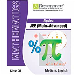 Amazon in: Buy Algebra (Maths Module) For JEE Main Advanced (Class