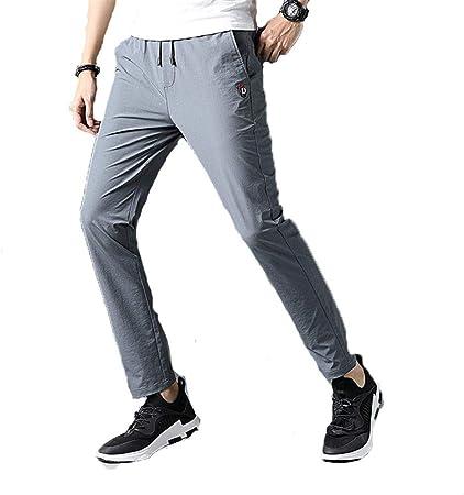 Pantalones Pantalones Casuales Para Hombres Joker Juvenil Comfort Classic Shot Pantalones De Hombre Otono Invierno Primavera Verano Color Gray Size 29 Amazon Es Hogar