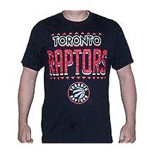 Sporticus Men's NBA Toronto Raptors Basketball T-shirt
