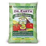 Dr. Earth Home Grown Tomato, Vegetavle & Herb Fertilizer 12 lb