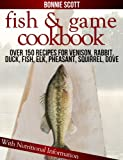 Free eBook - Fish   Game Cookbook