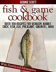 Fish & Game Cookbook (English Edition)
