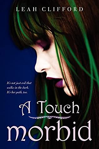book cover of A Touch Morbid