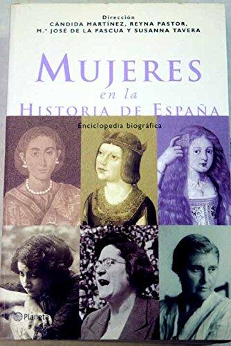 Mujeres en la Historia de España. Enciclopedia biográfica. Tapa blanda by V...: Amazon.es: VV. AA.-: Libros
