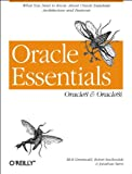 Oracle Essentials : Oracle8 and Oracle8i, Greenwald, Rick and Stackowiak, Robert, 1565927087