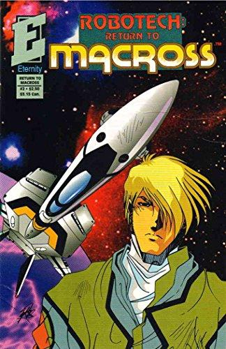 Robotech : Return to Macross #2 FN ; Eternity comic book