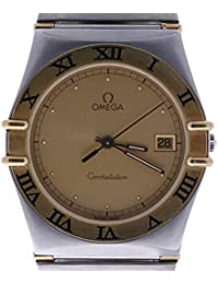 Constellation automatic-self-wind mens Watch 1448.5/431 (Certified Pre-owned)