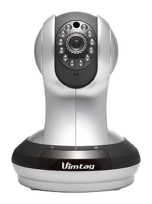 14 opinioni per Vimtag®[Camera Top 1 in noi] Videocamera HD Wi-Fi intelligente Cloud Network IP,
