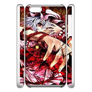 iphone 5c Cell Phone Case 3D Touhou 91INA91210258