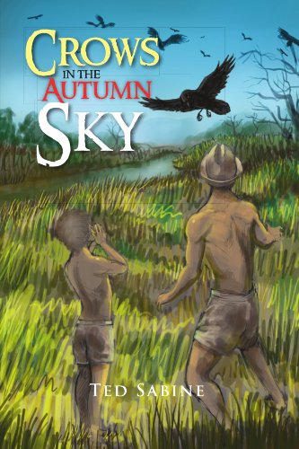 Crows in the Autumn Sky