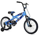 Jeep Boy's Bike, 16-Inch, Blue