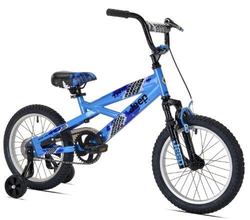 Jeep Boy's Bike, 16-Inch