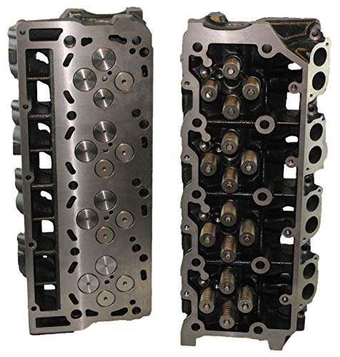 (BRAND NEW Cylinder Heads for 6.4L POWERSTROKE F-250 F-350 F-450 F-550 Truck TWIN Turbo V8 Diesel Pair)