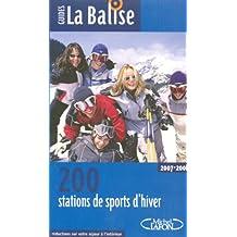 250 stations de sports d'hiver