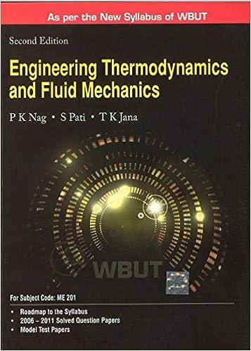 Buy Engineering Thermodynamics and Fluid Mechanics (WBUT - Jan'12