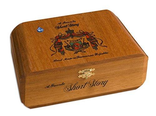 Cigar Wood Case/Box Arturo Fuente (Short Story) Small Size (Arturo Fuente Cigar Box)