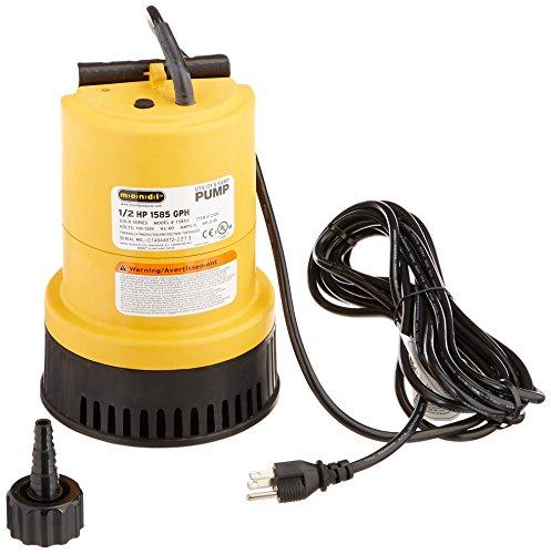 Mondi GL56727095 MONDIPUMP Sump Pump