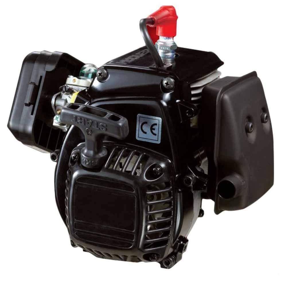 R260 R270 R290 Dilwe Pull Start,Arrancador RC Arrancador Modelo Car Power Starter Compatible con Zenoah y R230