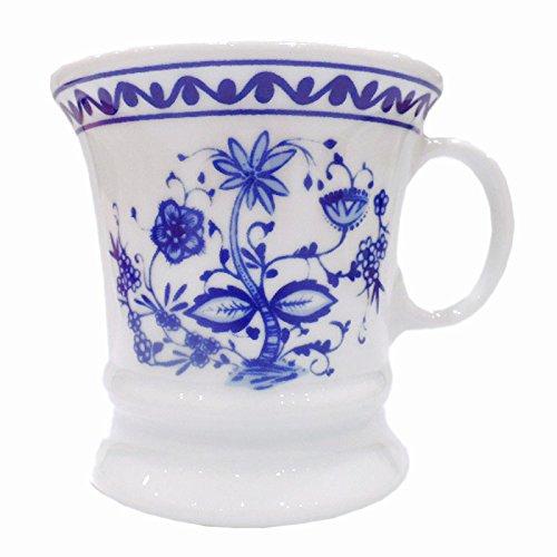 Kaffeetasse 0,18 L Tasse Triptis Zwiebelmuster Porzellan