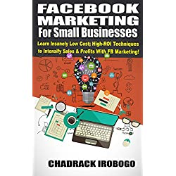 Facebook Marketing for Small Businesses: Learn Insanely Low Cost; High-ROI Techniques to Intensify Sales & Profits With FB Marketing!