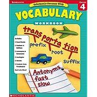 Scholastic Success with Vocabulary Workbook: Grade 4
